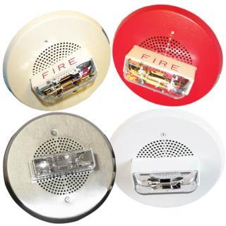 ET90 Multi‑candela, Ceiling‑mount, High‑performance Speaker Strobes