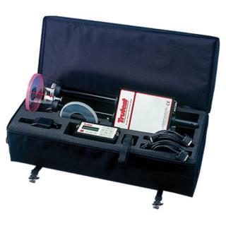 Smoke detector sensitivity tester