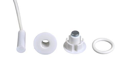 Contact magnétique EN-G3, montage discr.