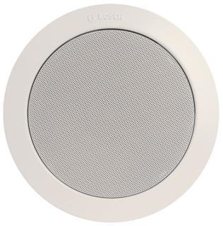 Głośnik sufit. 6W, na zacisk metal.
