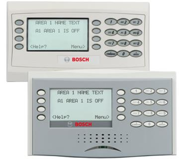 Tastiere LCD serie D1260