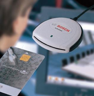 DCN-IDENC Codificador de tarjetas ID (USB)