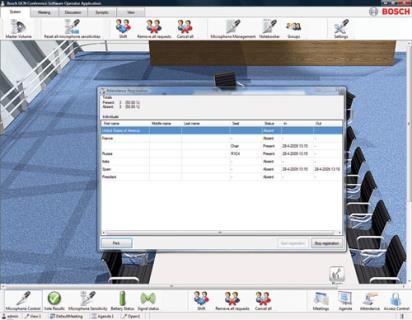 DCN-SWAT Software Registro de Asistencia y Control de Accesos