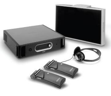 INT-TX08 Transmisor 8 idiomas
