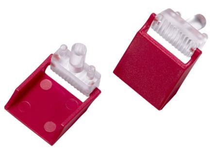 LBB4436/00 Capas protección teclas estación llamada