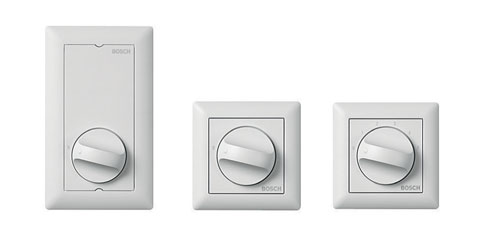 LBC14xx/x0 U40 Reguladores de volumen y LBC1431/10 selector de canales