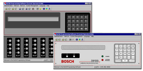 D6200CD Software programación receptora V2.40