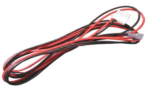 P6601 Cable batería central receptora alarmas