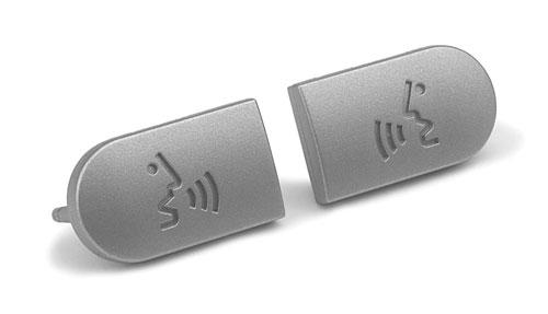DCN-DISBDD Boutons à usage double pour DCN-DIS
