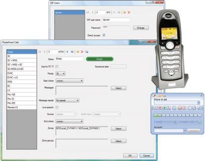 PRS-TIC-Interface téléphonique PC Client