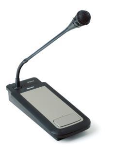 LBB1950/10 Pupitre microphone