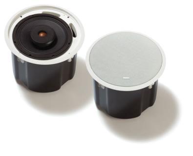LC2-PC60G6-12 Haut-parleur de plafond, 64W, 12