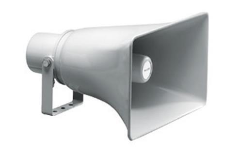 LBC3491/12 Haut-parleur à pavillon, 10W, 6x10