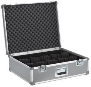 DCN-FCDIS ディスカッションユニット用フライトケース(10 台収納可能)