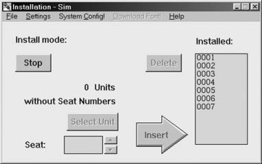 LBB-4185/00 システムインストール