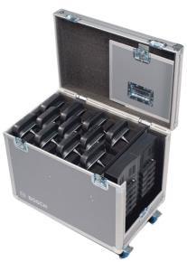 DCN-RCWD10 ワイヤレスディスカッションユニット収納用ローラーケース(10台)