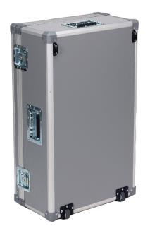 DCN-FCWD10 ワイヤレスディスカッションユニット用フライトケース(10 台収納可能)