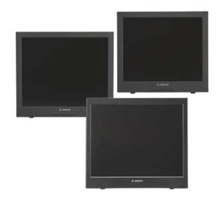 UMLシリーズ、17、19、20インチ高性能LCDフラットパネルモニター