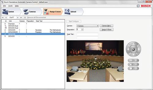 DCN-SWSACC-E 独立摄像机控制许可