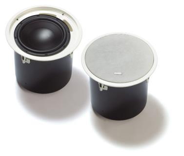 LC2-PC60G6-10 60W 天花板掛式重低音喇叭,10 吋