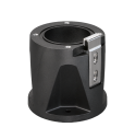 MIC-DCA-HB Soporte cond. profundo, orif. M25, negro