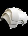 MIC-67SUNSHLD Sunshield for MIC7000 series, white