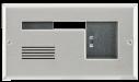 D54C Flush mount kit, stainless steel