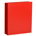 B10R Medium Control Panel Enclosure (Red)
