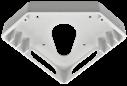 NDA-SMB-CMT Corner mount surface mount box, aluminum