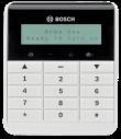 B915I Teclado LCD, teclas iconos, SDI2