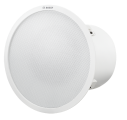 LC6-SW100-L Ceiling Mount Subwoofer White