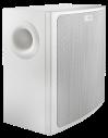 LB6-SW100-L 壁掛型直立式重低音喇叭,白色