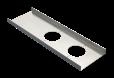 Kit de soporte de suspensión para montaje en techo MNT-ICP-FDC para cámaras FLEXIDOME de techo