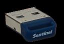 D6201-USB Llave de seguridad, USB, 3200 cuentas IP