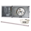 D342P Duct detector kit, 4-wire 24/220/240V
