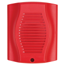 SS-HR-LF Wall/ceiling 520Hz horn, red