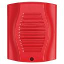 Sirene de parede/teto, 520Hz, vermelha