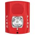 SS-P2RH-LF Wall/ceiling 520Hz horn/strobe, red