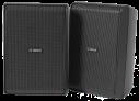 """LB20-PC60EW-5D Paire enceintes 5"""" 70/100V IP65 noir"""