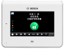 Touch Screen KP Prox/Input/Output, white