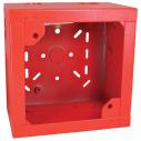 SBB-R Surface backbox, 5.5x5.6x3.6
