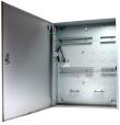 AEC-AMC2-UL2 Enclosure with 2 DIN rails