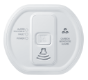 Wireless CO detector