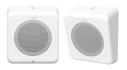 Cabinet speaker 6W white