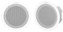 Ceiling speaker 6W backcan white