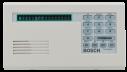 D1255W Text keypad, fluorescent, white, SDI