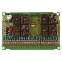 D7035 多路传输八进制继电器模块