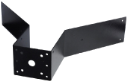 MIC-CMB-BD Corner mount bracket, black
