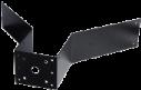 MIC-CMB-BD コーナー取付用ブラケット、黒