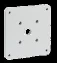 MIC-SPR-WD Placa bastidor montaje pared, blanca ar.